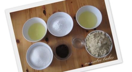 Macaron Ingredients